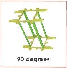 Flexiformer 90degrees